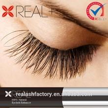 Works on eyebrow too REAL PLUS eyelash enhancer/eyelash extension liquid/eyelash mascara