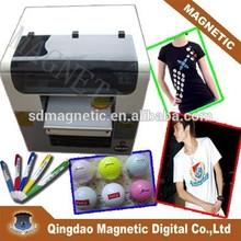 digital inkjet anajet t-shirt printer/garment printer