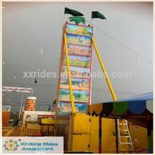 fun fair kiddie amusement jumping frog animation rides