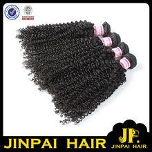JP Hair Small Curl Virgin Brazilian Kinky Curly Virgin Hair 3pcs