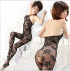 new arrival lingerie setstand Hole Open Croth Bodystocking,new charming doll sexy hot selling