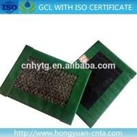 Waterproof bentonite geotextile GCL for basement& subways