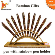 Factory direct wood carved pen made in China