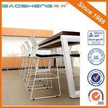 modern design canteen office high stool chair