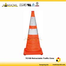 TC108 4LED Bottom Traffic Cone Light