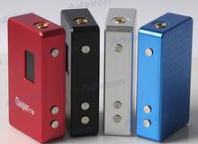 ADVKEN 2014 hotsale.100w / 150w high end mod cloupor t6 / t8 mod 2014 latest cloupor t8 box mod clone