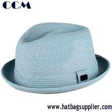 Summer Beach Hat Womens Straw Fedora Hat
