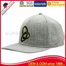 good quality oval pattern design your own snapback cap