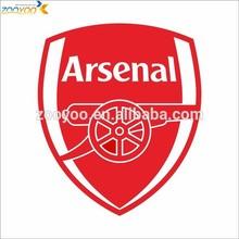 Huge ARSENAL LOGO Decal Removable football club sticker Art Home Decor Emblem Football