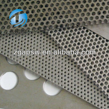 perforated puch sheet