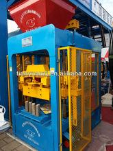QTJ 4-26DN coal ash brick making machine/concrete fly ash brickmachine/hollow brick coal ash block machine