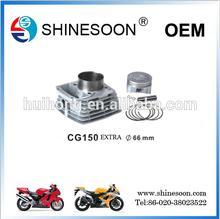 Motorcycle Single Cylinder CG150 Extra Motorcycle Engine