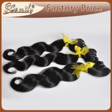 Factory direct sale unprocessed 5a grade wholesale cheap brazillian hair
