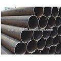 caliente la venta de tubos soldados de acero rectangular en paquete