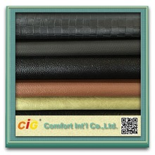 PU Leather/PVC Leather/Synthetic Leather For Car Seat/Sofa/Decoration/Furniture