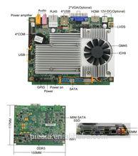 server motherboard single board computer windows xp desktop motherboard Support wifi