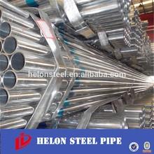 Pre Galvanized Steel Pipe/Tube (21.3 114mm tube)
