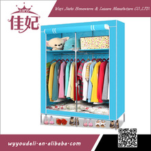 foldable cheap and hot sale fancy pvc painted glass wardrobe sliding door