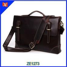 2015 new products leather men messenger bag fashion bag man shoulder