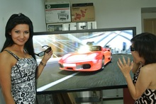 55 inch 6 touch Points Infrared Multi Touch Screen Overlay For All in One PC/Touch Wall/Touch Table