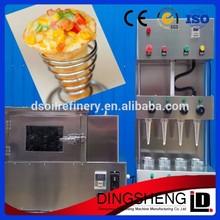 hot selling mini pizza oven & pizza cone making machine