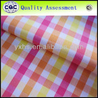 Manufacturer wholesale check fabric school uniform