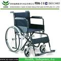 Cuidado de la caliente venta silla de ruedas estándar silla de ruedas dimensiones