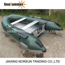 Gasoline engine Motor boat in Brazil for sale with aluminum floor