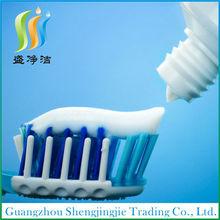 Fuente de alimentación todo tipo de himalaya pasta de dientes, Fórmula química pasta de dientes
