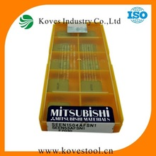 Mitsubishi turning insert SEEN1504AFSN1 F7030 Original indexable carbide insert for cutting tool