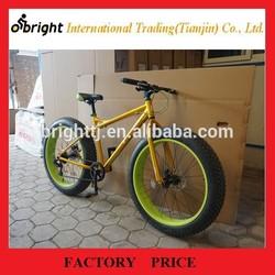"26""x4.0 cheap fat tire mountain bike on promotion"