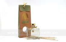 Air fresheners paper wrapped reed diffuser