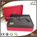Alta qualidade novo design do casamento decoração& caixa de presente