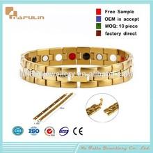 NAFULIN Titanium sports bracelet titanium bracelet power balance