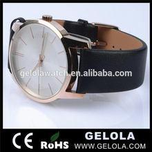 Vogue second hand items cheapest wrist watch with western watch price , hot men quartz watch in alibaba
