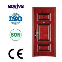 China door industry security rustproof steel door quality