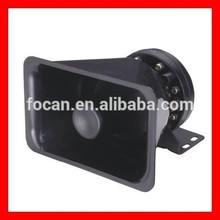 100 Watt Electronic Siren alarm speaker