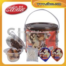 العلامة التجارية الصغيرة sikoz sk-q132 4g كوب الشوكولا/ chcolate المربىالتسليم البسكويت والبسكويت
