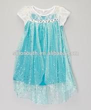 frozen elsa dress cosplay