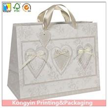 2015 China custom paper bag / printing paper bag / shopping paper bag
