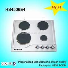 HS4506E4 IEC/CB/CE/EMC certificate electric stove, hot plate, electric hob