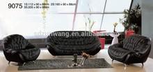 leather diwan leather sofa set home furniture