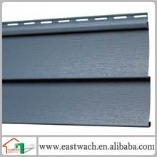Environmental friendly american style outdoor colorful siding
