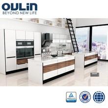2015 Modern and concise elegant design kitchen door for sale