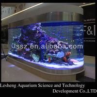 Big Acrylic Fish Tanks for Sale