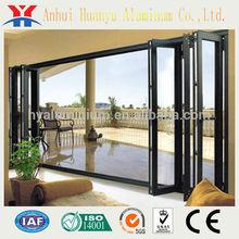 2015 Thermal Break Folding Aluminum Door Of Window And Door Pictures