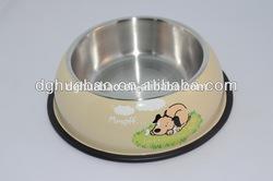 silicone pet bowl of mat