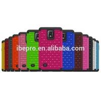 Diamond Bling Chrome Hard Rhinestone Case Cover For Samsung Galaxy Note 4