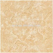 Precio barato 30x30 no- deslizamiento borde redondo de cerámica rústica exterior azulejo de piso
