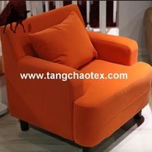 100% rpet tecido sintético camurça para sofa